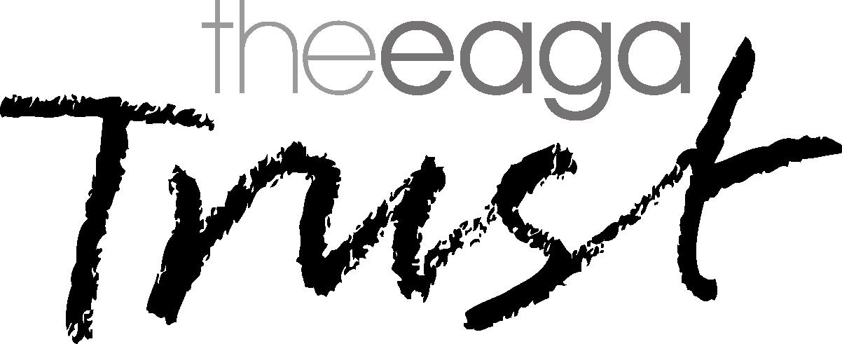 the eaga Trust Logo